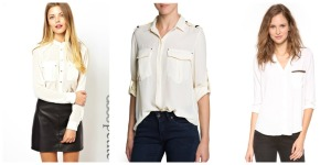 military-blouses